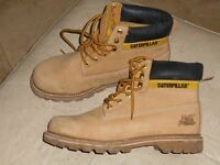 Men's Caterpillar Work Boots