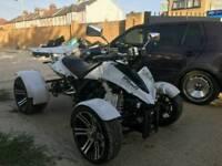 Viper super snake Road legal 2016plate quad bike for sale