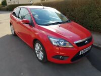 Reduced for a Quick Sale - 2010 Ford Zetec S Diesel Full Service History Years MOT £ 30 Road Tax