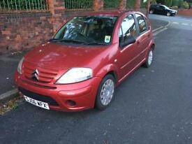 CITROEN C3 1.4 DIESEL HATCHBACK 2006 £30 ROAD TAX YEAR