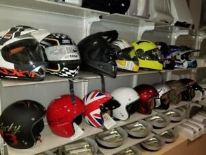 Torc Motorcycle Helmets - Only $75!