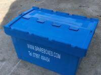 heavy duty storage boxes (NEW)