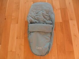 iCandy Apple Luxury Footmuff - Imperial