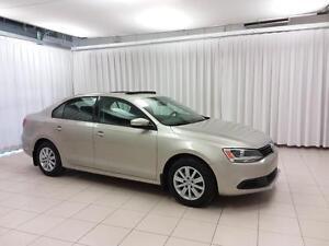 2013 Volkswagen Jetta VW CERTIFIED! Comfortline! 5-Speed! Low KM