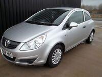 2008 Vauxhall Corsa 1.2 i 16v Life 3dr 12 Months MOT