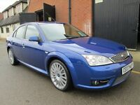 2007 FORD MONDEO ST DIESEL HALF LEATHER Part exchange available / Credit & Debit cards accepted