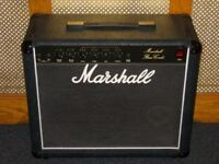 Marshall 5503 Bass Combo 30 watt solid state with 4 Ohm Celestion G12T-75 speaker