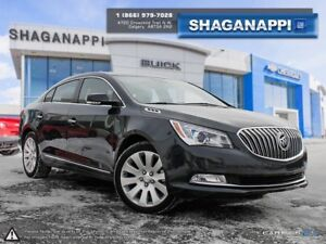 2015 Buick LaCrosse Leather/AWD/Navigation