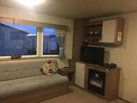 Seton Sands Park 🎉 Deluxe 3 bedrooms caravans to let 🐕 Pet Friendly.