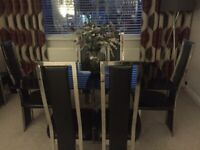 Dining room tables& chairs