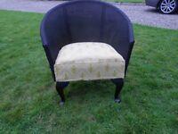 A Beautiful Loom Chair