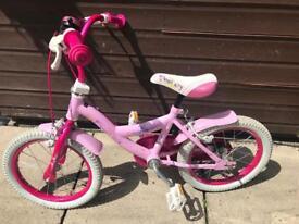 Girls bike - age 4/5