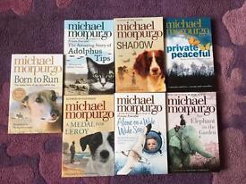 Brand new Michael Morpurgo books x7