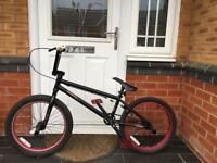 BARGAIN. WE THE PEOPLE PROFESSIONAL BMX BIKE IN EXCELLENT CONDITION