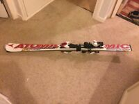 Mens skis - Atomic 156 ST Race Skis