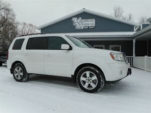 2011 Honda Pilot EX-L AWD/LEATHER/8 PASS!