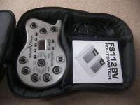 Behringer Bass V-AMP / The Ultimate Tone for Bass / Guitar and Keyboard Amp Modeling.