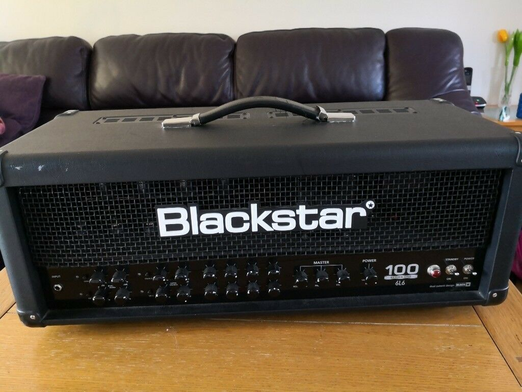 Blackstar Series One 1046l6 100w Valve Head Low Price In Poole 100 W Audio Amplifier