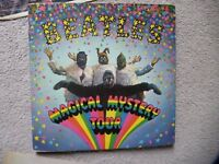 Magical Mystery Tour EP and Beatles memorabellia