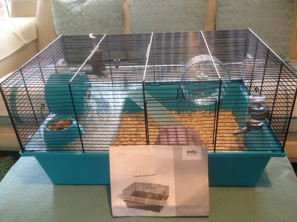 Huge hamster bundle!