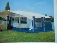 Raclet Quick Stop SE Trailer Tent