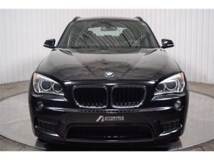 2013 BMW X1 35I CUIR TOIT PANO MAGS