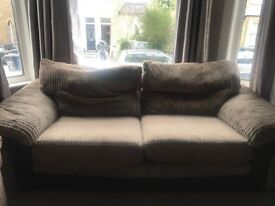 Lovely sofa. great condition. FREE PICK UP ONLY