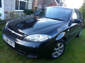 2009 CHEVROLET lacetti ,full history ,very clean & reliable