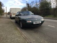 Mazda MX5 MK1 (EUNOS ROADSTER 1990) with Tan Interior (Import)