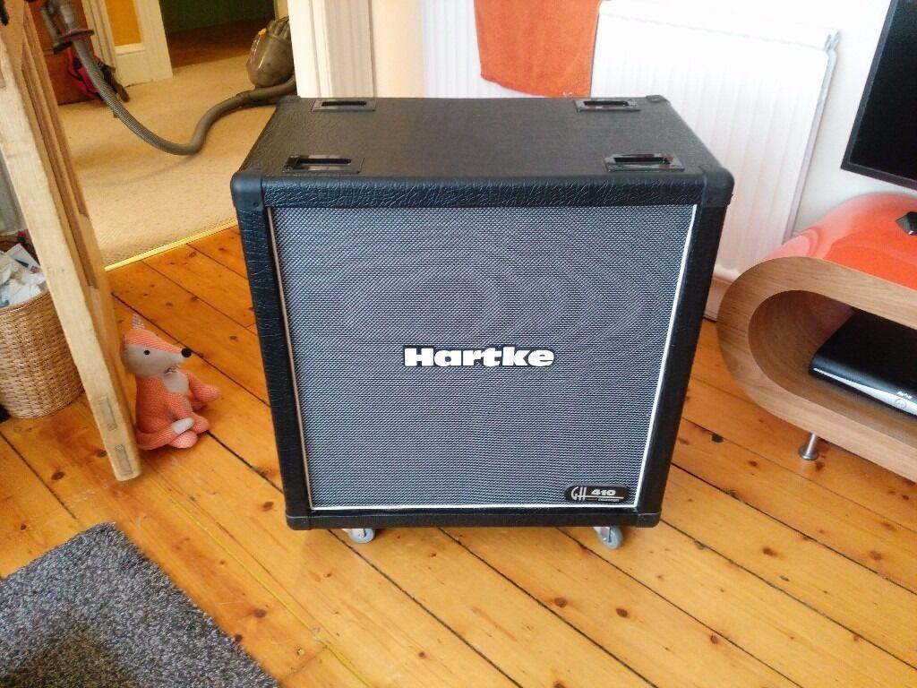 Hartke GH410 guitar cab stereo/mono 4x10 inch speaker GH 410 | in ...