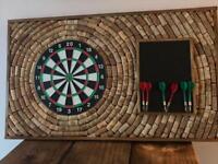 Dart Board Industrial style
