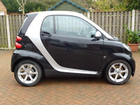 Smart ForTwo with Smart-Tow system fitted