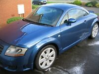 **REDUCED** AUDI TT QUATTRO 3.2 DSG 2004