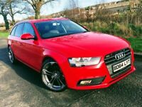 2014 Audi A4 2.0 Tdi SE Technik ****Black Edition Spec****Finance Available