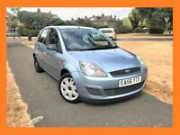 Ford Fiesta 1.25 Style Climate 5dr LONG MOT, CLEAN IN AND OUT