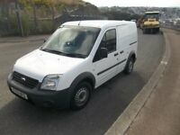 2010 '10' *** NO VAT *** FORD TRANSIT CONNECT 90 T200 PANEL VAN 1.8 DIESEL M.O.T 19