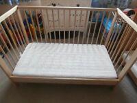 Ikea Cot Bed