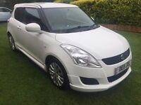 Fabulous Condition 2011 Suzuki Swift SZ3 1.2 3 Dr Hatch Only 39000 Miles Sporty Spoiler HPI Clear