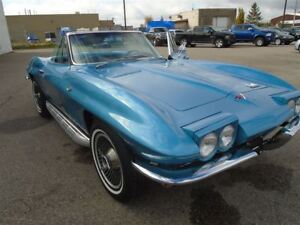1966 Chevrolet Corvette Stingray LEATHER