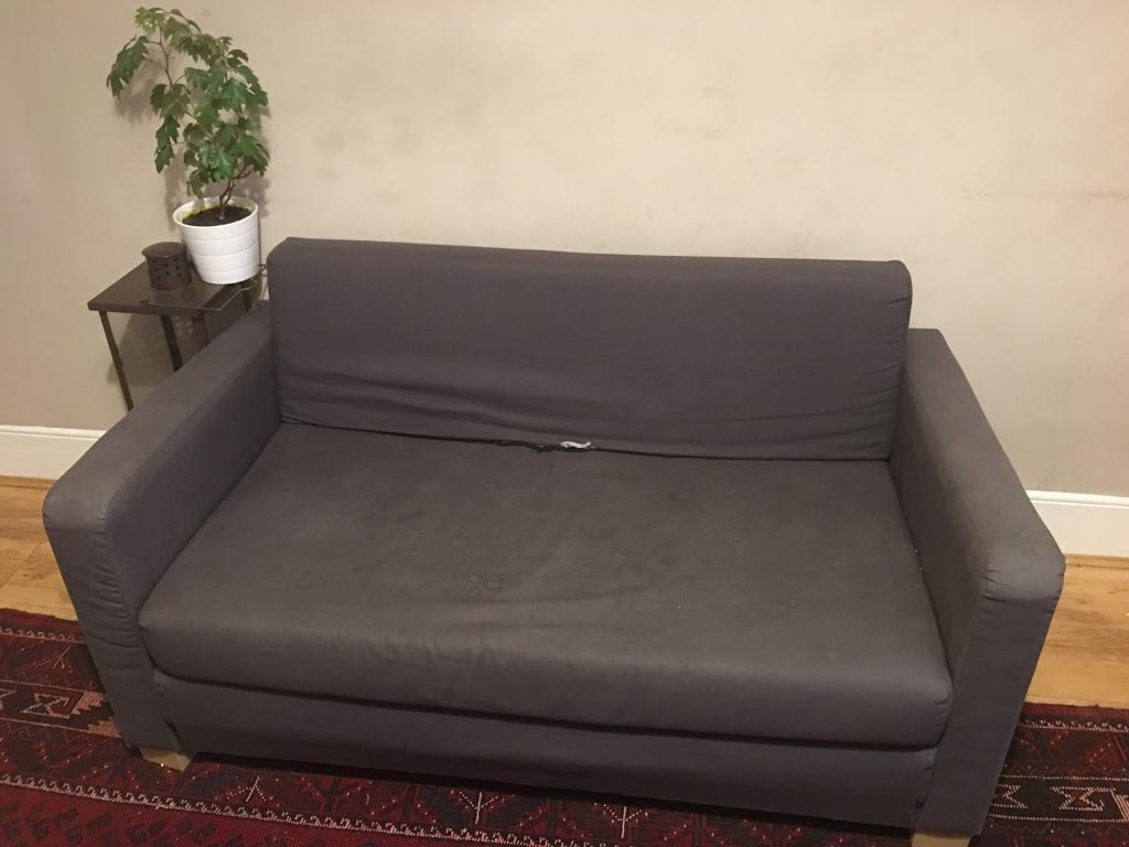 Wondrous Ikea Solsta Foldout Sofa Bed In Camden London Gumtree Gamerscity Chair Design For Home Gamerscityorg
