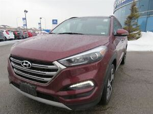 2017 Hyundai Tucson SE 1.6, AWD, Leather, Back Up Camera...