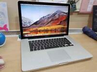 15.4 Macbook Pro Quad Core i7 2.2Ghz 8GB 250GB SSD Logic Pro X Ableton 9 Cubase 8 Izotope Omnisphere