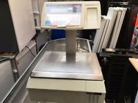 Avery Berkel M400 commercial scale and printer
