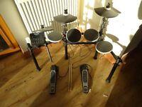 Electric Kids Audio Drum Kit
