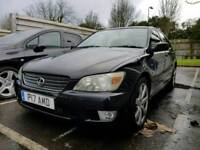 Stunning lexus is200 sport private plate PAM swap or px considered