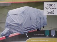 Caravan Full Cover to fit 21-23ft vans