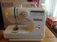 Beldray 12 Stitch Starter Sewing Machine