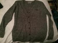Men's cardigan - medium, never worn