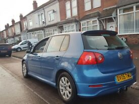VW GOLF GTTDI AUTOMATIC