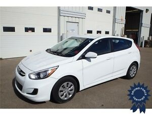 2016 Hyundai Accent GL - Satellite Radio,  CD/MP3, 26,115 KMs